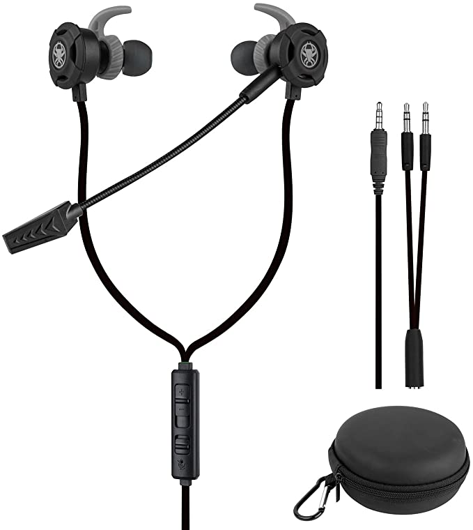 BlueFire 35 MM Gaming Headphone Wired Gaming Earphone Noise Cancelling Stereo Bass ESport Earphone with Adjustable Mic for PS4 Xbox One Laptop Cellpho at Kapruka Online for specialGifts