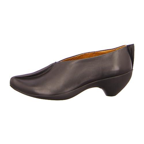 Tracey Neuls GENE BLACK - Mocasines de Piel para mujer, color Negro, talla 38 EU: Amazon.es: Zapatos y complementos