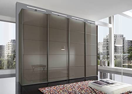 LINEA DESIGN WIEMANN WESTSIDE WHITE SLIDING WARDROBE - AVAILABLE IN 150CM - 400CM - 7 COLOURS & LINEA DESIGN WIEMANN WESTSIDE WHITE SLIDING WARDROBE - AVAILABLE IN ...