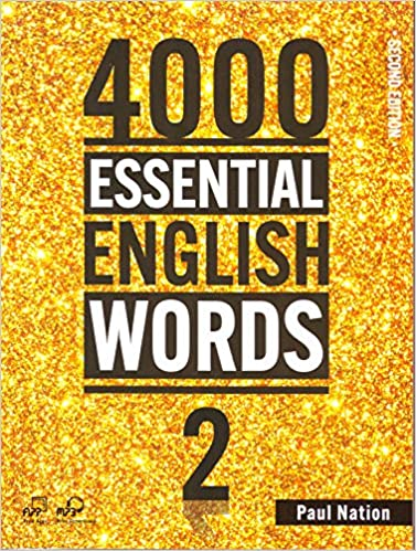 4000 Essential English Words Book 2 – 2nd Edition
