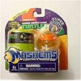 Teenage Mutant Ninja Turtles Michelangelo (Orange) Mashems Series 2