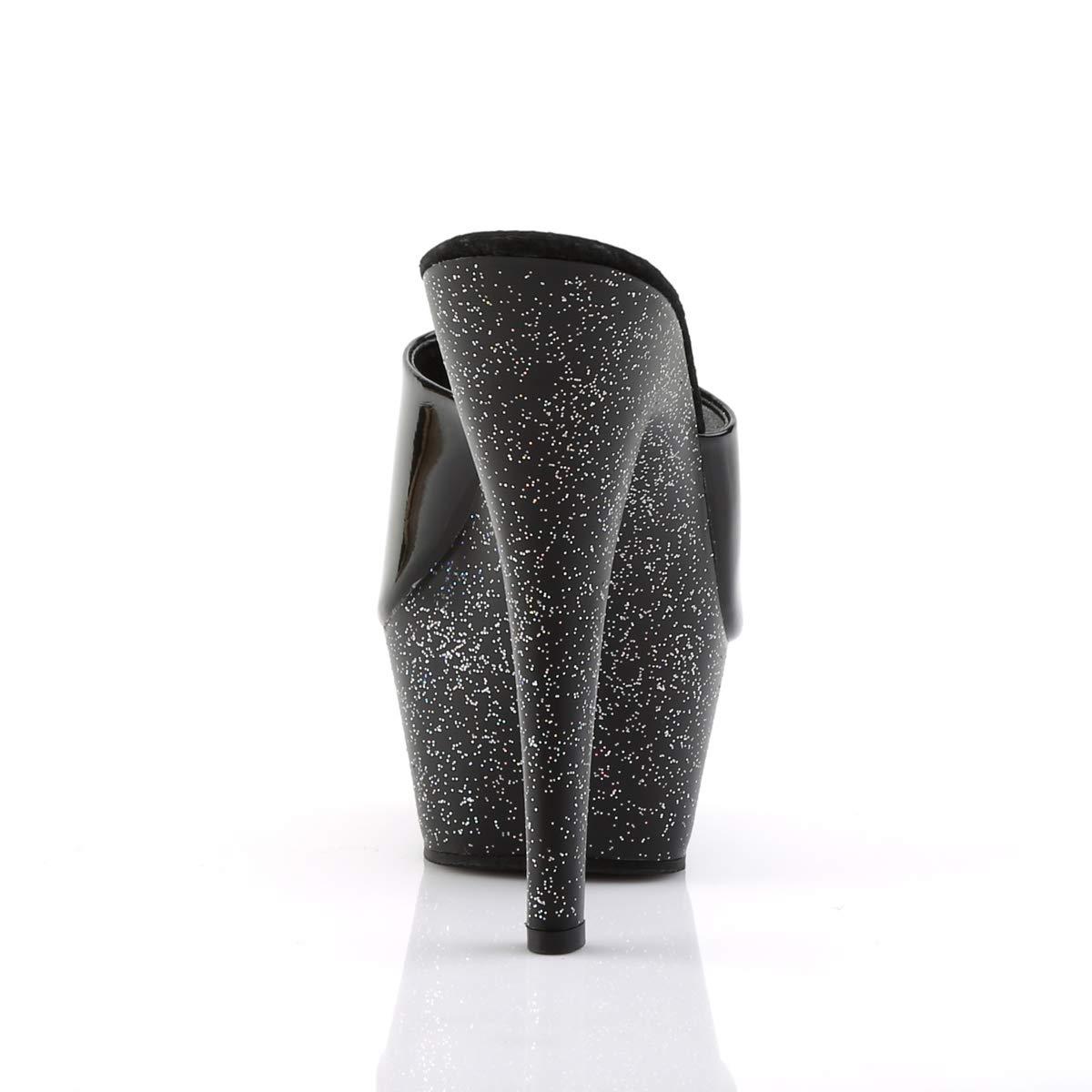 Pleaser Womens KISS201MG//B//M Platform dress Sandal