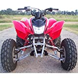 Honda TRX 250EX and 2010-Present 250X ATV Front Widening Kit