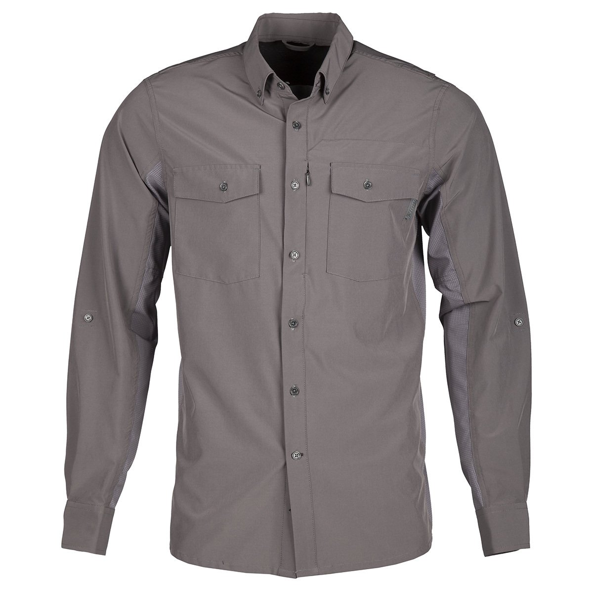 Klim Basecamp LS Shirt - MD/Dark Gray