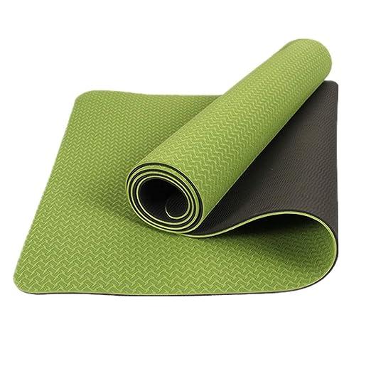 BTTNW Colchonetas para Ejercicios de Yoga y Pilates de 72 ...