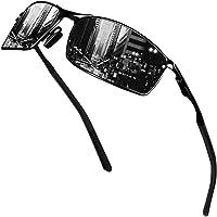 Sunmeet Gafas de Sol Hombre Polarizadas Deportes 100% Protección UV Gafas de sol para…