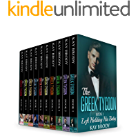 The Greek Tycoon Box Set: The Complete Serial: Books 1-10