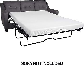 Replacement Sofa Bed Mattress Zinus Cool Gel Memory Foam 5 Inch Sleeper Sofa Mattress Twin