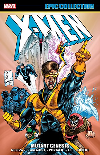 X-Men Epic Collection: Mutant Genesis (Uncanny X-Men (1963-2011)) cover