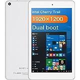 Alldocube iwork8 Air Pro - 8 Zoll Tablet PC (Android 5.1, Windows 10, Intel Atom x5-Z8350 64bit Quad Core 1.44GHz, FHD 1200*1920 pixels, 2GB RAM 32GB ROM, mit HDMI)