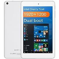 "Alldocube (Cube) iwork 8 Air Pro - 8"" Tablet PC Windows 10 + Android 5.1 (IPS Pantalla 1200x1920P, 2+ 32GB, Dual Cámaras 2.0Mp, Intel Cherry Trail X5-Z8350, Dual Sistema, 3500mAh, HDMI)"