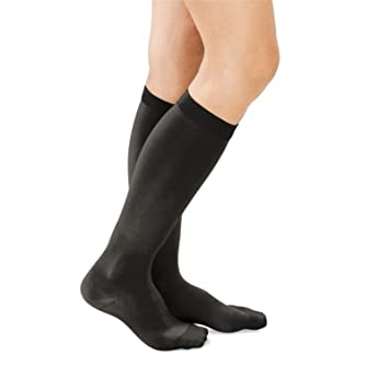 1fa4343881b16e Image Unavailable. Image not available for. Color: Juzo Soft Knee High  Short Closed Toe ...