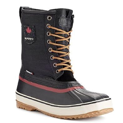Jonas Men's Waterproof Winter Boots 11