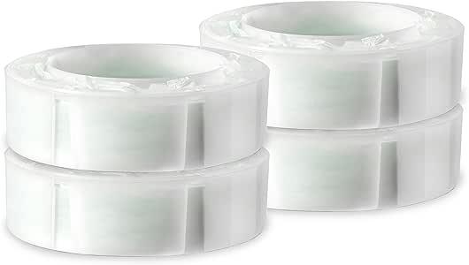 Tommee Tippee Simplee Diaper Pail Refill Cartridge - 180 Count per Pack - 4 Pack