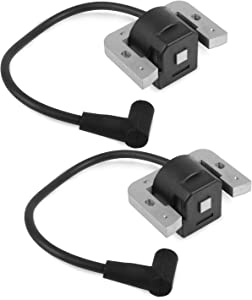 24 584 36-S Ignition Coil Pack of 2 Compatible with Kohler CH25 & CV22-CV25, Replaces 24 584 11-S, 24 584 15-S,