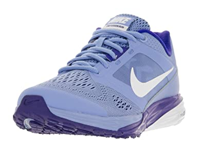 e003234e4347 NIKE 749176-401  Tri Fusion Run Blue White Premium Comfort Fashion Sneaker  Women