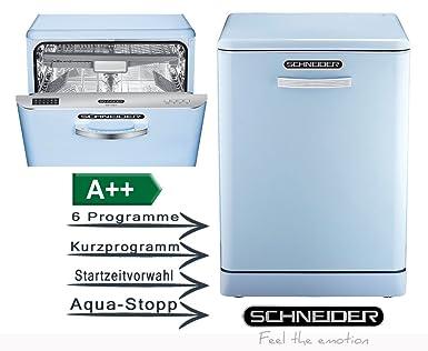 Schneider Comsumer GSP 14 SB A++ lavavajilla Independiente 14 ...