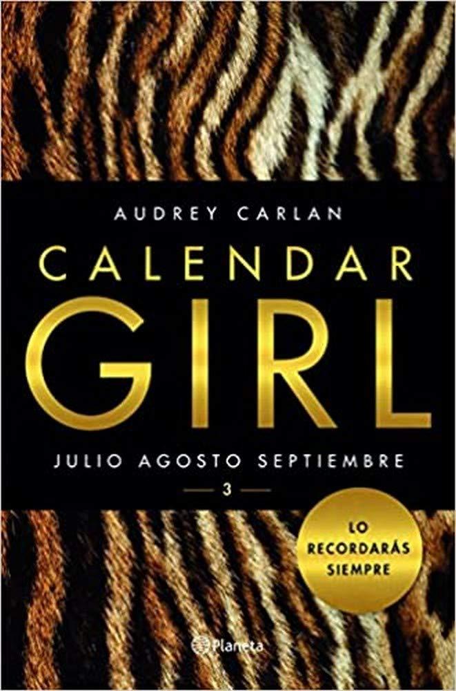 Calendar Girl 3 (Planeta Internacional): Amazon.es: Carlan ...