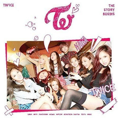 CD : Twice - Story Begins (Asia - Import)