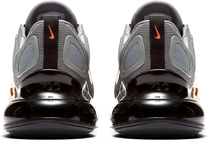 Nike Chaussure AIR Max 720 pour Hommes en Tissu Gris CK0897
