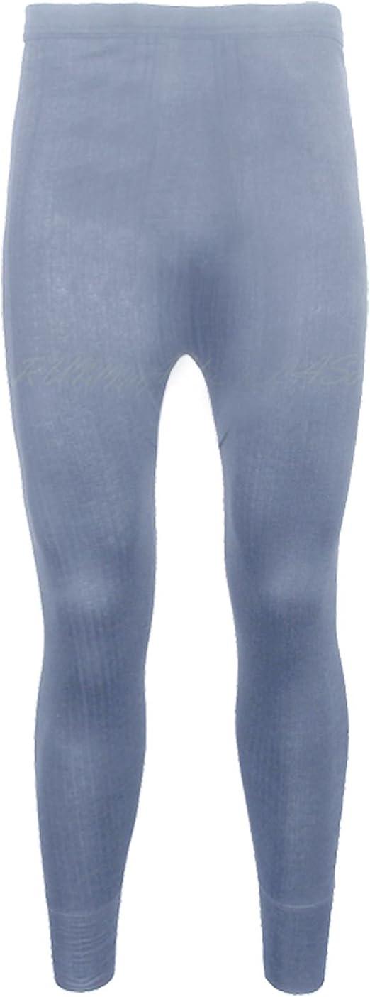 Universal Textiles L Calzoncillos tipo malla para hombre M XL XXL talla S t/érmicos color blanco o gris oscuro