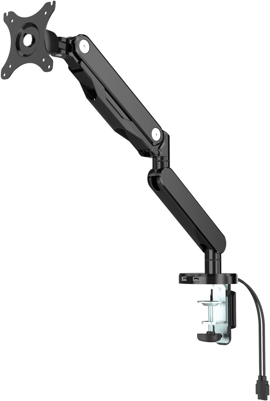 largeur x hauteur fonction pivot Noir Trous de fixation sur TV max 100 x 100 mm 10-30 inch orientable VESA 75 x 75 /à 100 x 100 inclinable eSmart TV // Monitor Table Mount 25-76 cm pivotant orientable