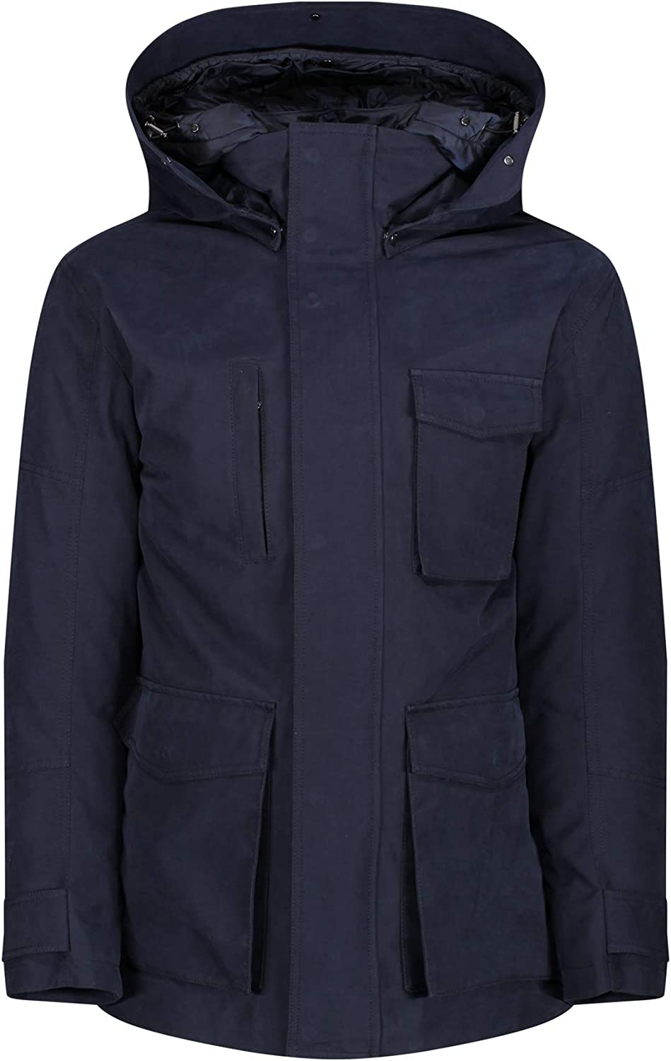 49 Winters The Utility Down Jacket X Large Navy: