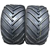 MOTOOS Lawn & Garden Tire 18x9.50-8 P328 Turf Lawnmower Tractor Golf Cart Tires 18x9.50x8 2PR Pack of 2