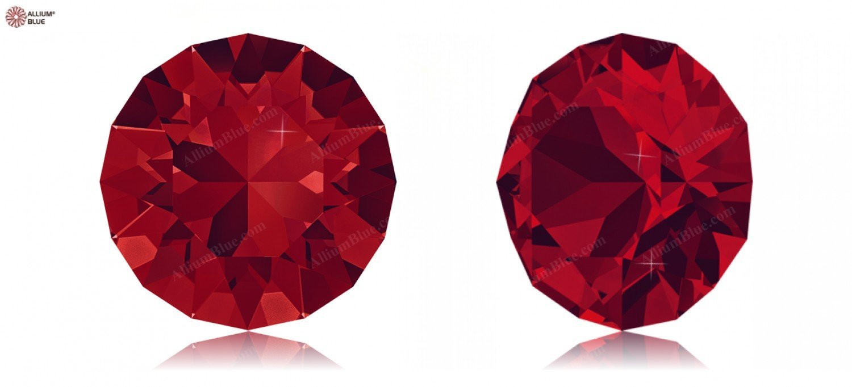 PP27 (3.40  3.50 mm) Swarovski Crystals 1164738 Round Stones 1088 SS 34 LIGHT SIAM F, 144 Pieces