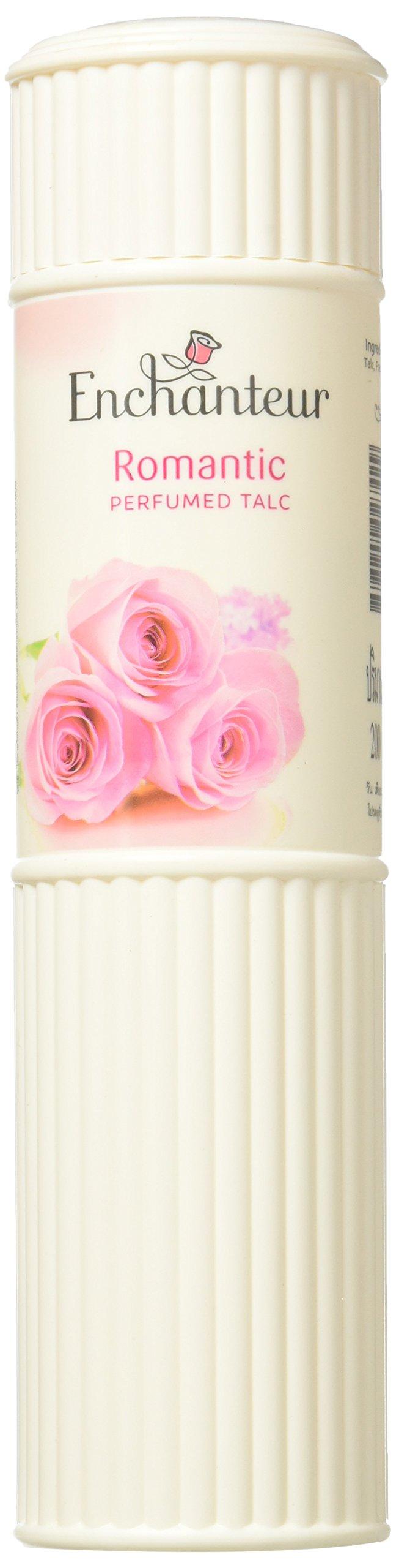 Enchanteur Romantic ,Body Perfumed Talc 200