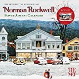 Norman Rockwell Pop-up Advent Calendar by