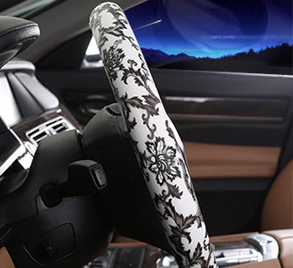 XiXiHao 2019 New Cute Sunflower Steering Wheel Cover Cartoon for Girls Women Lady