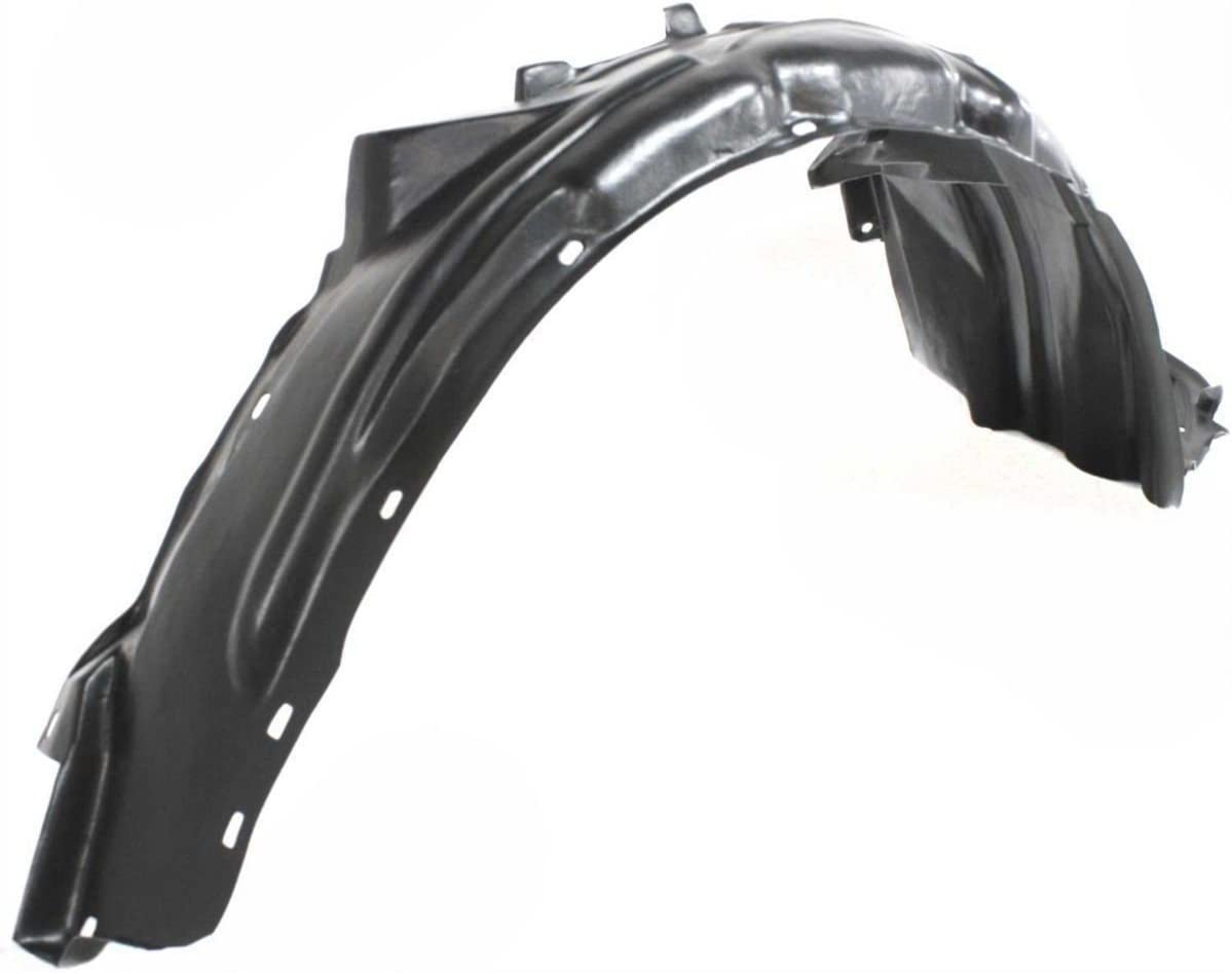New Set Of 2 LH /& RH Side Front Inner Fender Splash Shield Fits Honda Accord