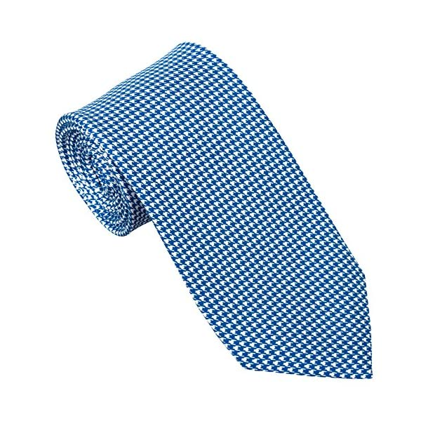 Handmade-7-Fold-Silk-Tie-Houndstooth-Design-19-Color-Options-by-Sebastien-Grey