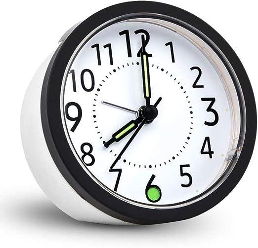 Reloj Despertador Analógico,Visualización De Números En 3D ...