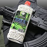 MetalTac Airsoft BBS .25g 5000 Bottle 6mm for