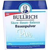 Bullrich Säure-Basen-Balance Basenpulver Pur   Mit Zink für einen ausgeglichenen Säure-Basen-Haushalt   inkl. Messlöffel (200 g)