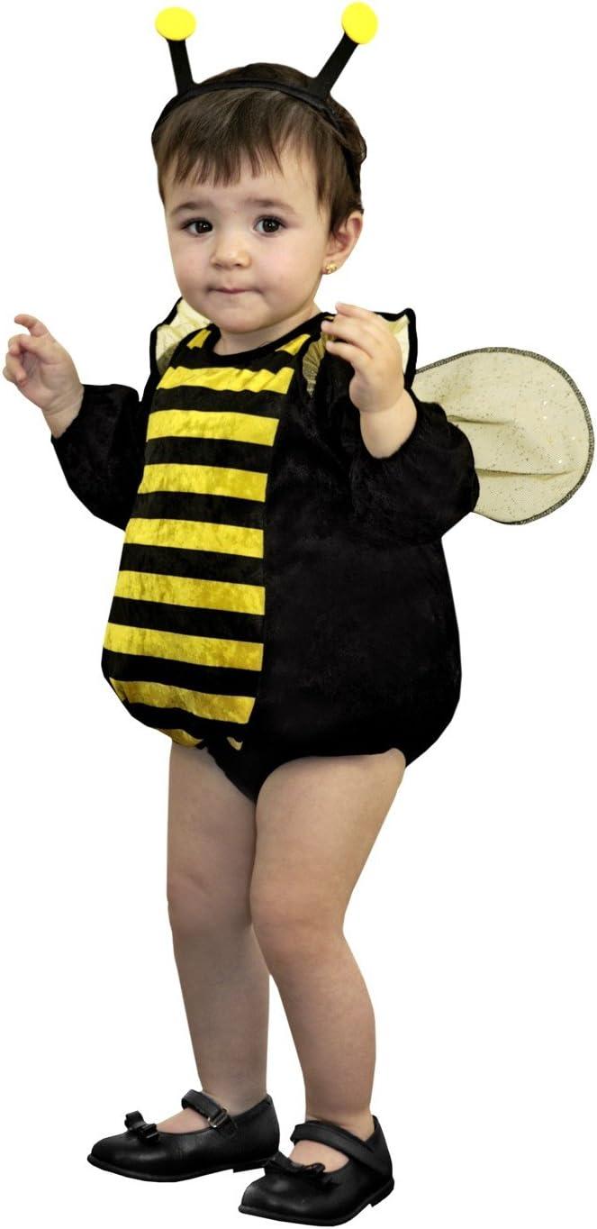 Disfraz de abeja para bebé: Amazon.es: Juguetes y juegos