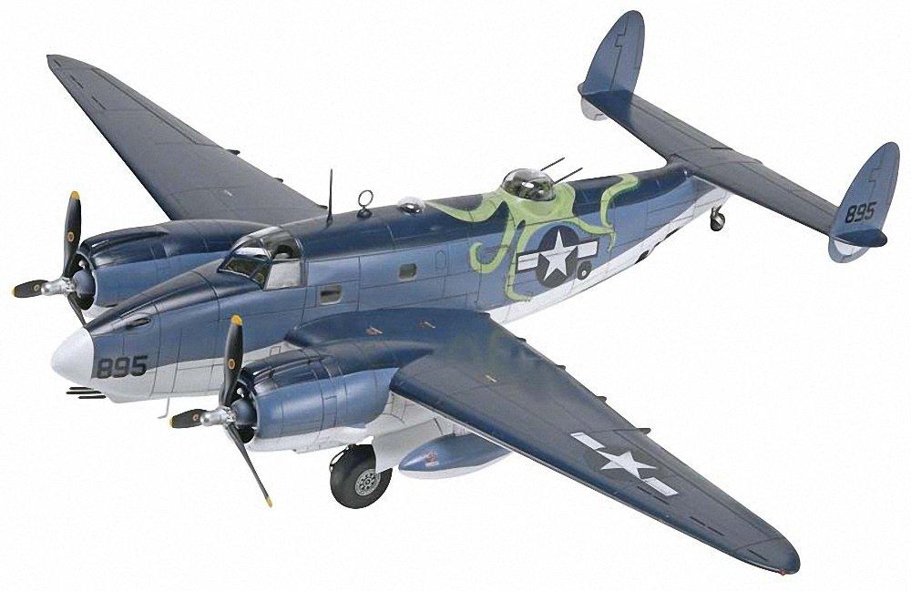 Revell Monogram 1:48 Scale Lockheed PV-1 Ventura Diecast Model Kit
