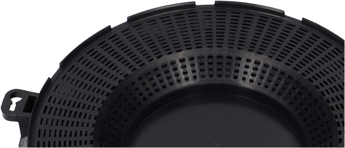 2x Juego de filtros de carbón activado para campana extractora para AEG 9029793610 EHFC48 Typ48 Whirlpool 48400000008783 Indesit C00384665: Amazon.es: Grandes electrodomésticos