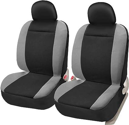 Universal 5-Sitze Grau gsmarkt Sitzbez/üge Komplettset Sitzbezug f/ür Auto Sitzschoner Set Schonbez/üge Autositz Autositzbez/üge Sitzauflagen Sitzschutz Elegance