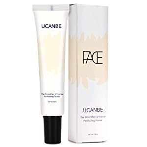 SOZGE Face Primer For Oily Skin - Primer for Pores and Wrinkles - Brightens -Moisturizing Makeup - Concealer - Invisible Pores