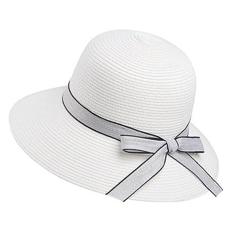 Hats Straw hat female summer hat Beige 28296225cc8