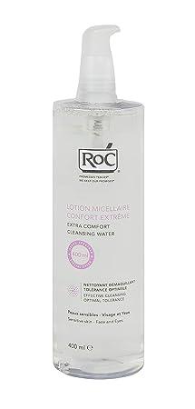 ROC Agua Micelar Higiene Facial - 400 ml: Amazon.es: Salud y cuidado personal