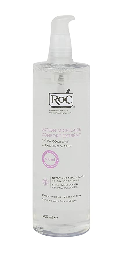 ROC Agua Micelar Higiene Facial - 400 ml