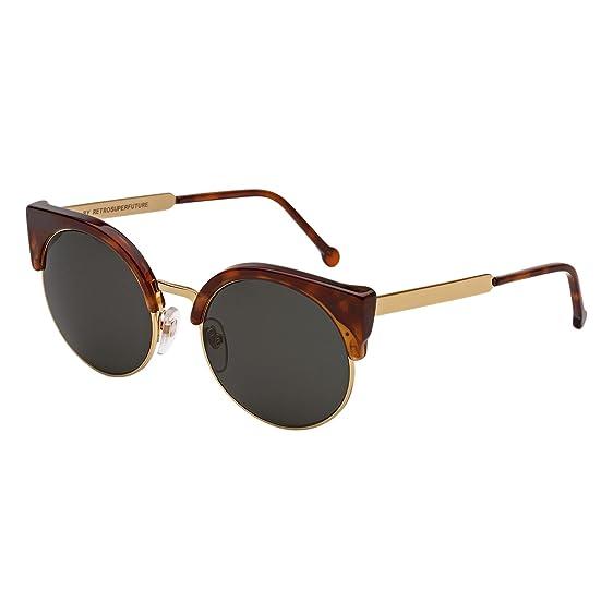 Ilaria sunglasses - Blue Retro Superfuture biyFz