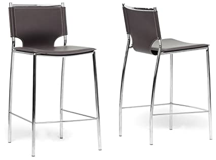 symphony and walnut mod mccoy modern deals pu shop gray counter stool century mid stools on