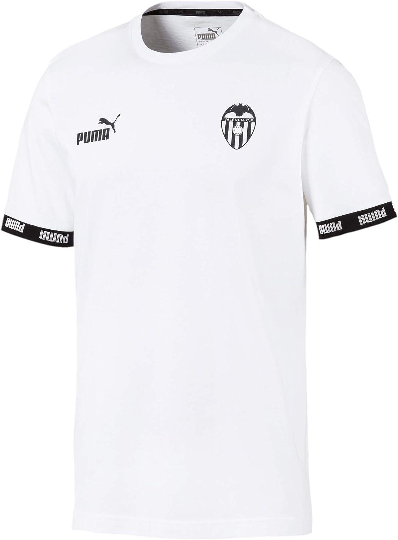 Puma Valencia CF Urban Culture 2019-2020, Camiseta, White: Amazon.es: Deportes y aire libre