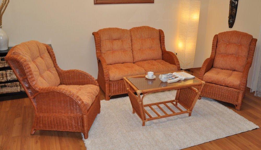 rattangarnitur rattangruppe jenny rattan ohrensessel. Black Bedroom Furniture Sets. Home Design Ideas