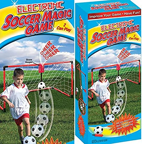 Electronic Cheering Soccer Magic Game ()